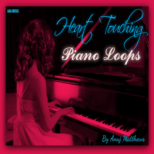 Heart Touching Piano Loops