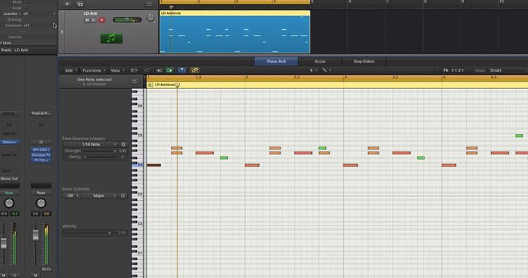 OVO Chord Progression