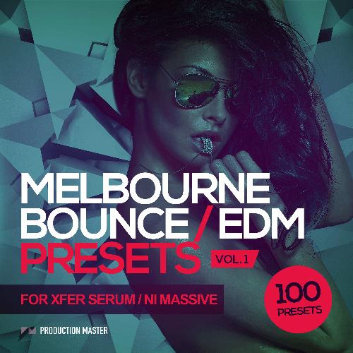 Melbourne Bounce EDM Presets Vol.1
