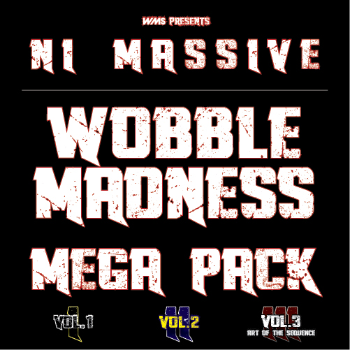 NI Massive Wobble Madness Mega Pack