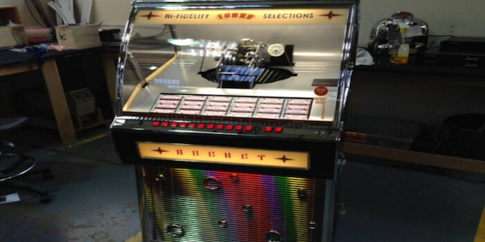 First Vinyl Jukebox In 20 Years
