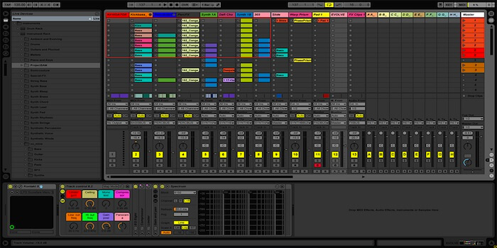 Make Your Own Ableton Live Skins
