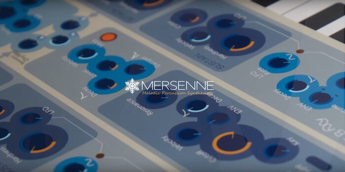 Mersenne: Percussion Synth For iPad