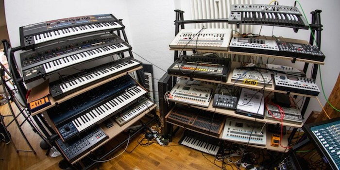 Analogue Synths: A Step Backwards?