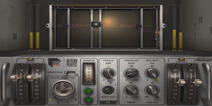Waves Introduces Abbey Road Reverb Plates
