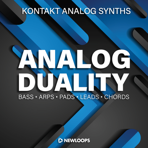Analog Duality (Synth Patches for Kontakt)