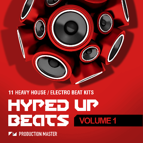 Production Master Hyped Up Beats Pack Vol. 1