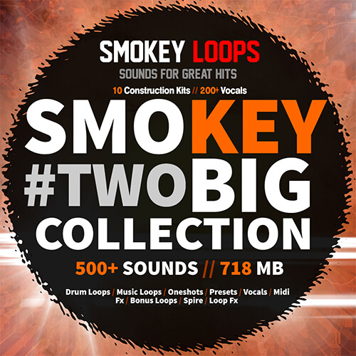 Smokey #Two Big Collection