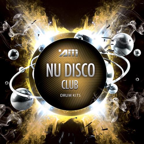 Nu Disco Club: Drum Kits
