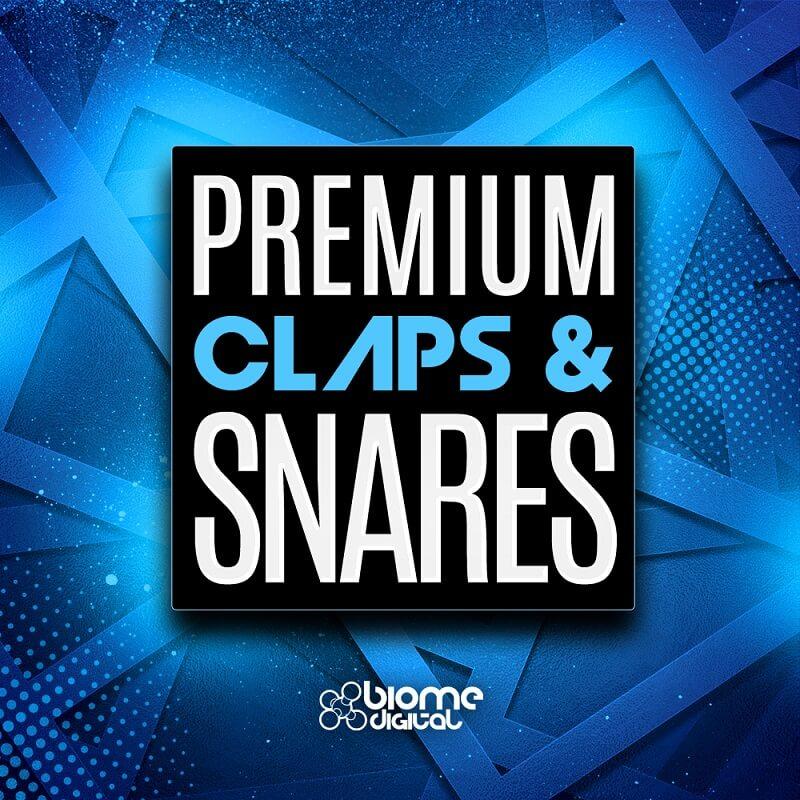 Premium Claps and Snares