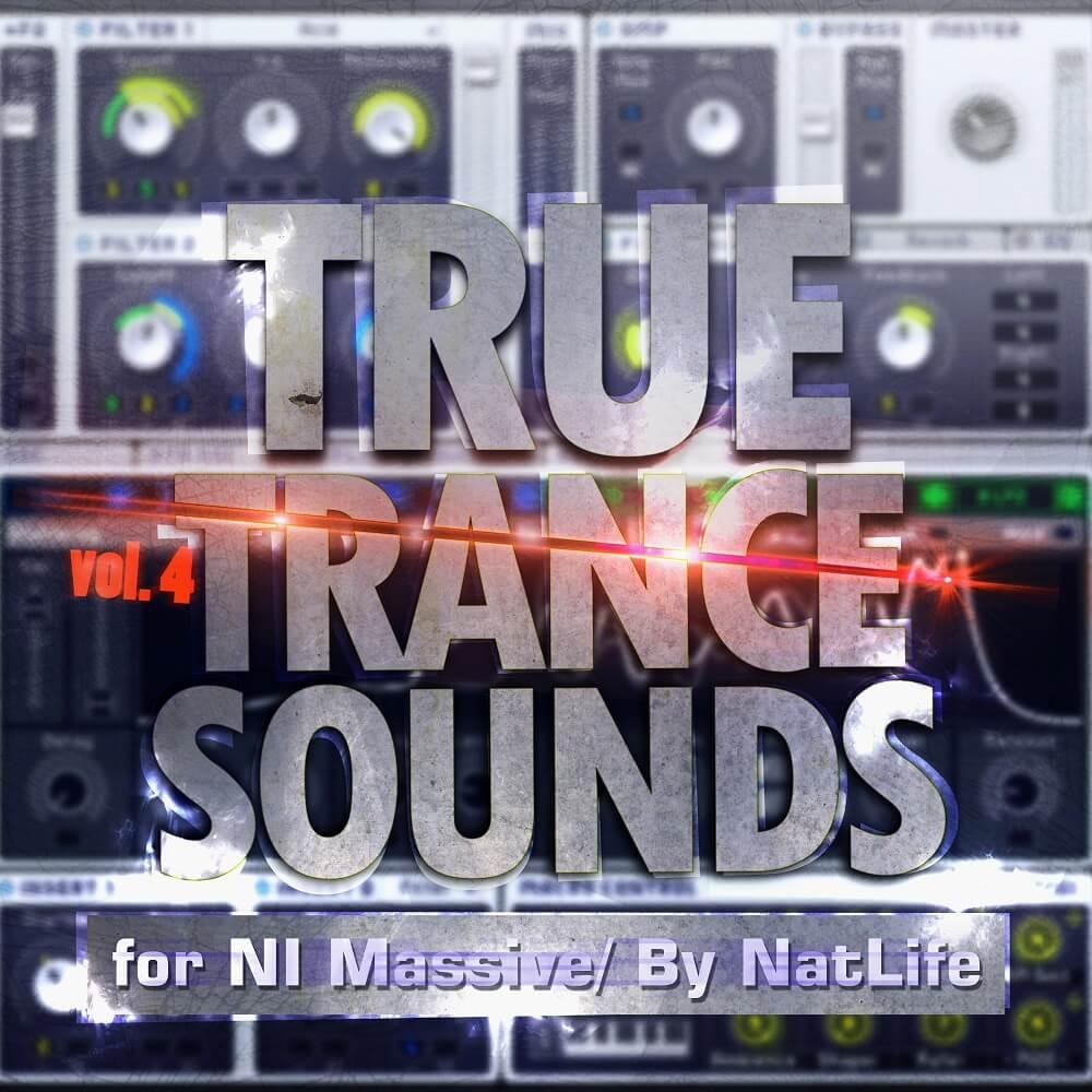 True Trance Sounds vol.4 for NI Massive