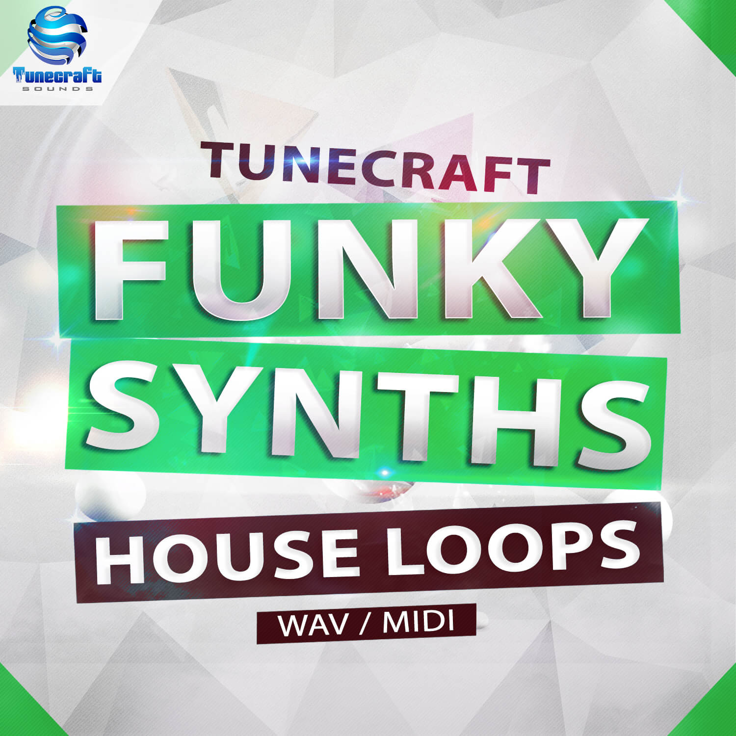 Tunecraft Funky Synths House Loops
