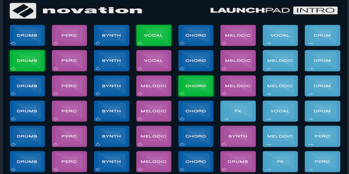Novation Launchpad In Your Browser