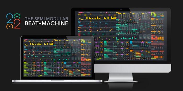 2020: Semi-Modular Beat-Machine
