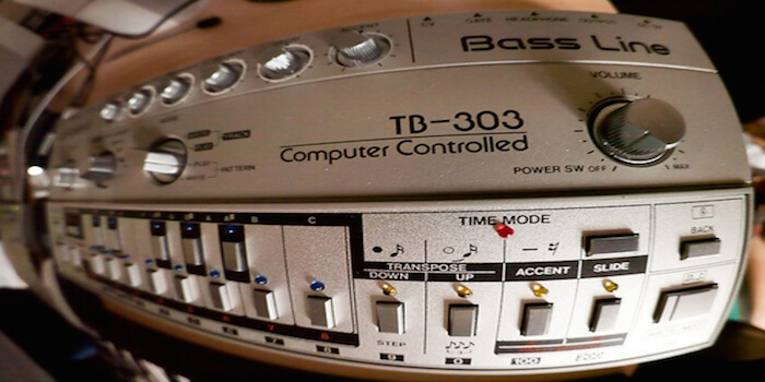 History Of The TB-303 Bassline Synthesizer