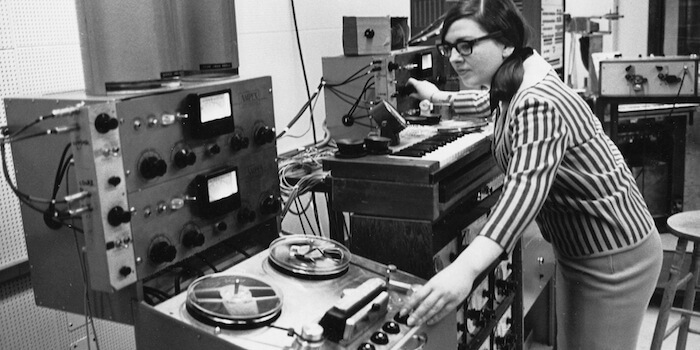 The Building Blocks Of Electronic Music