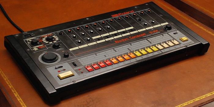 Grab A Free TR-808 Sample Kit