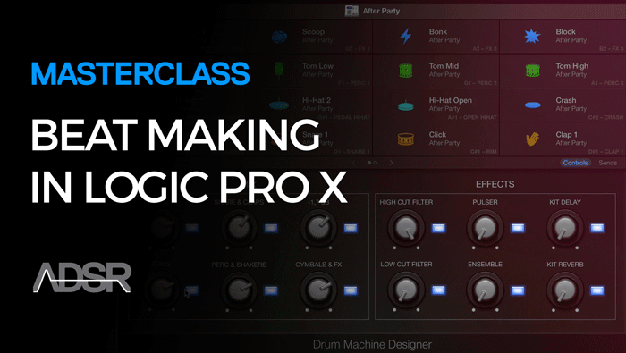 Logic Pro X Beat Making Course