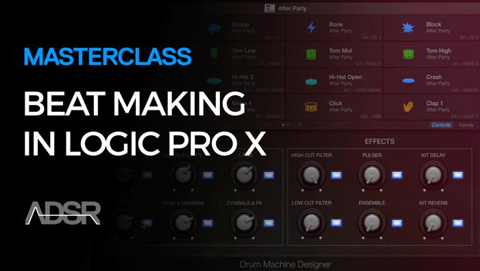 Logic Pro X Beat Making Course