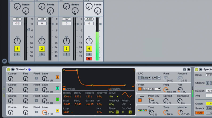 Kick Drum - Sound Design Course - ADSR