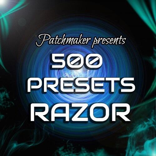 500 Presets:Razor