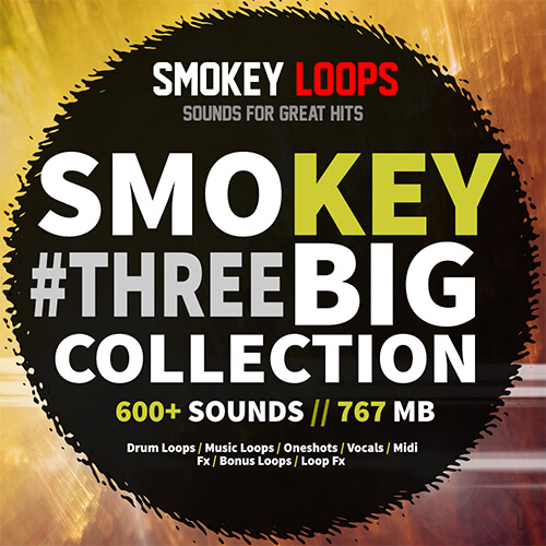 #Three Big Collection