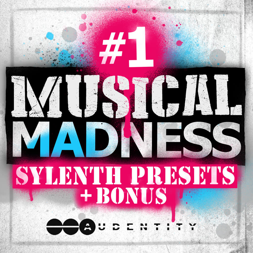 #1 Musical Madness for Sylenth + Bonus