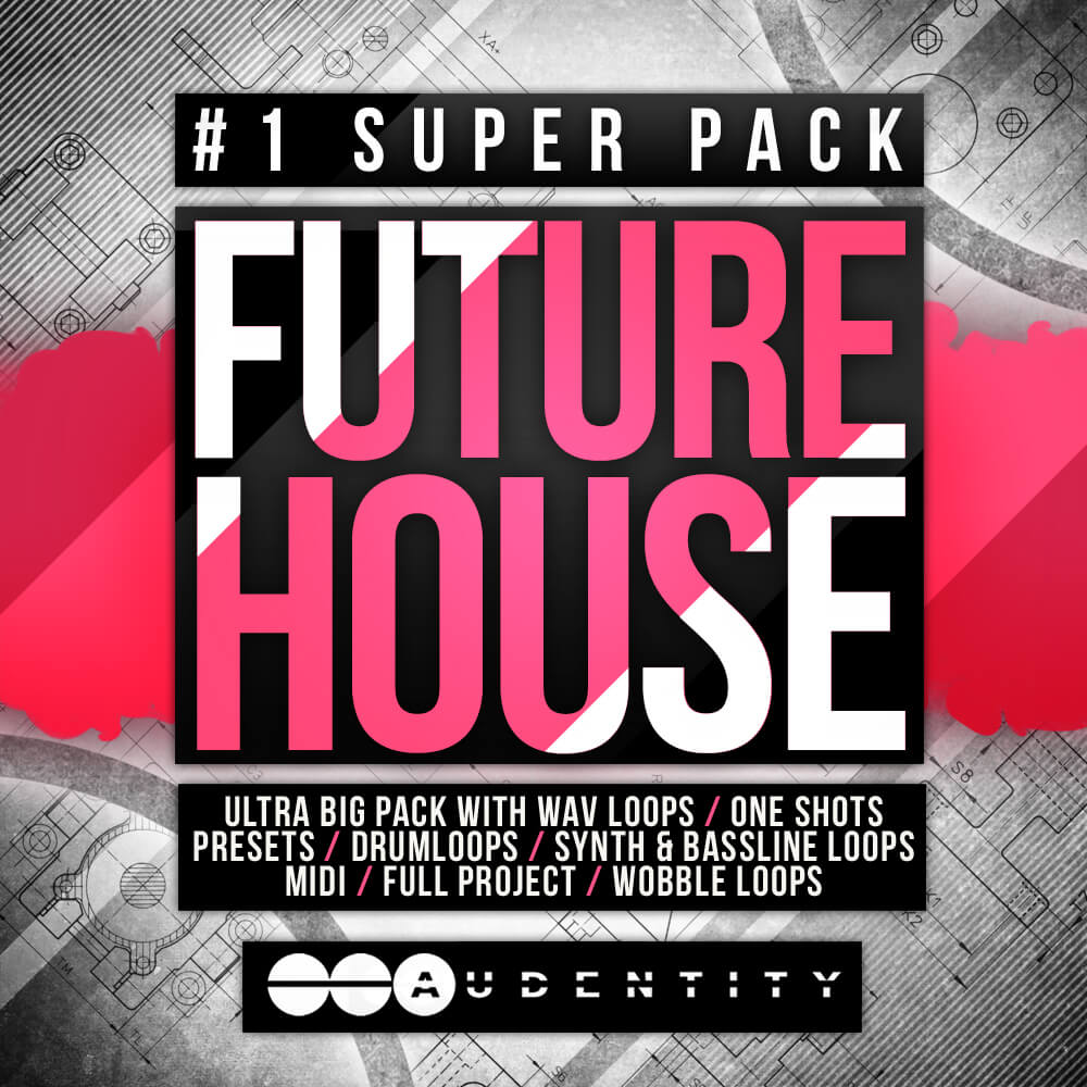 Future House 1 Super Pack