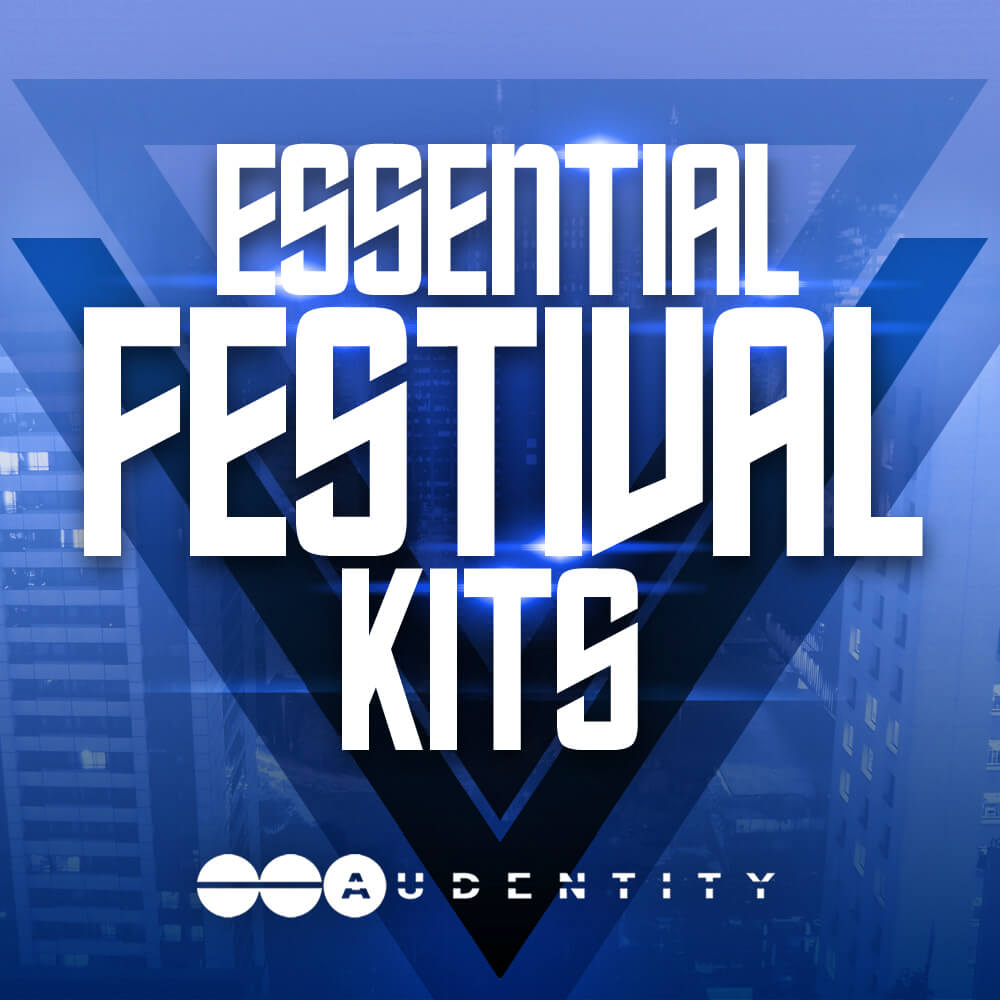 Audentity - Essential FESTIVAL Kits