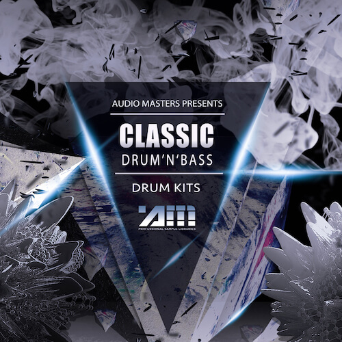 Classic Drum & Bass: Drum Kits