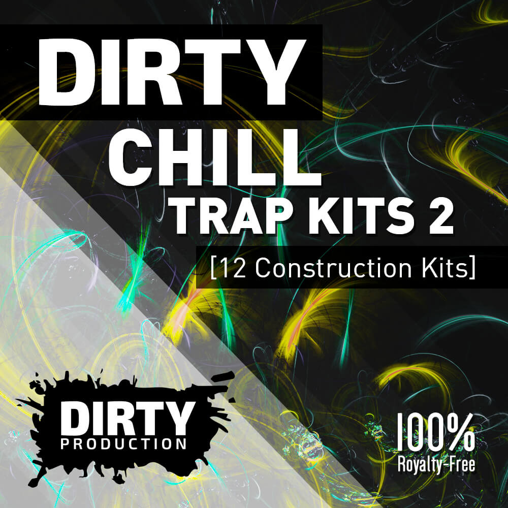 Dirty: Chill Trap Kits 2
