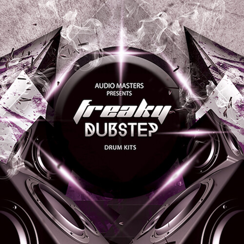 Freaky Dubstep: Drum Kits