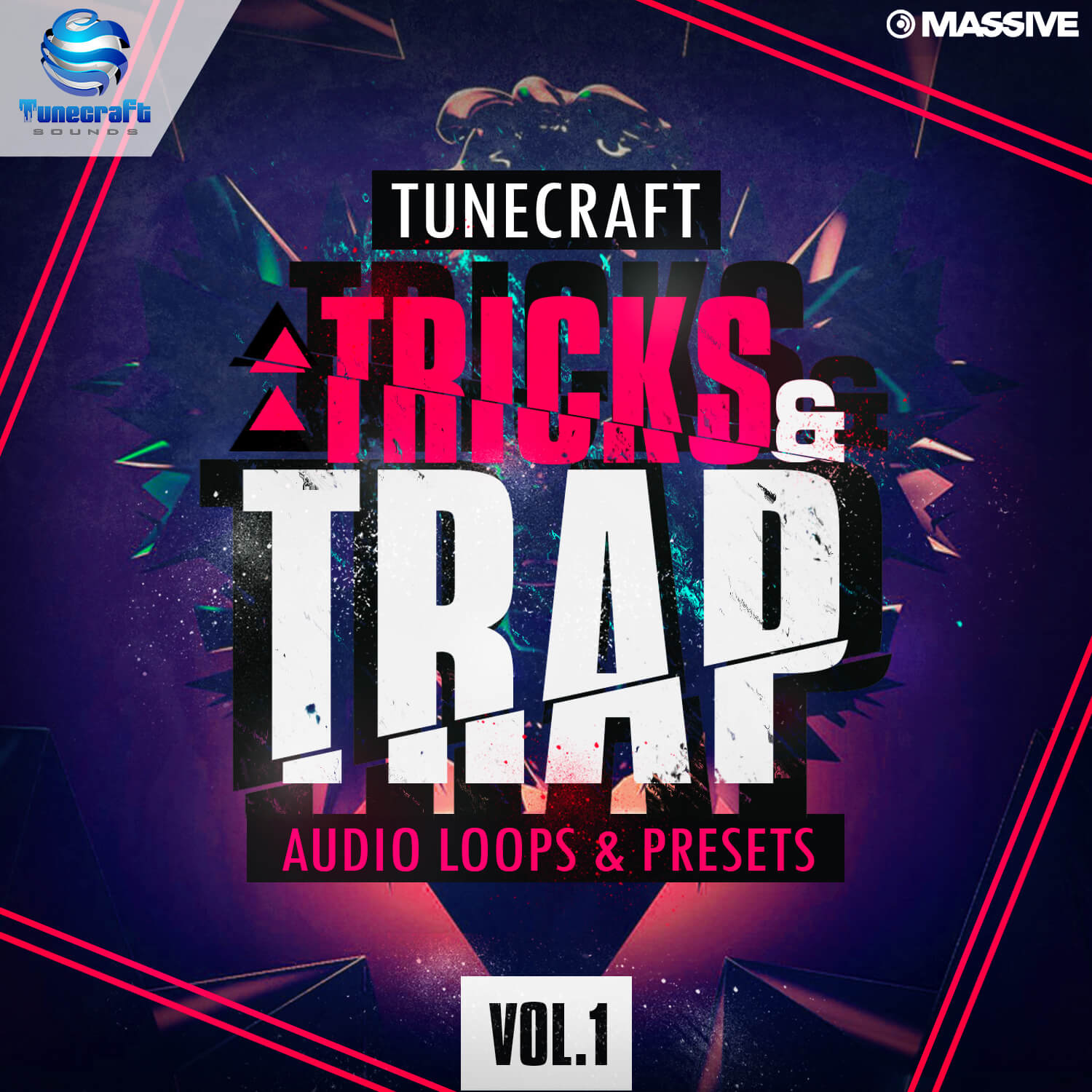 Tunecraft Tricks & Trap Vol.1