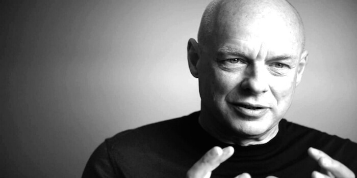 "Listen To Brian Eno's New Song, ""The Ship."""