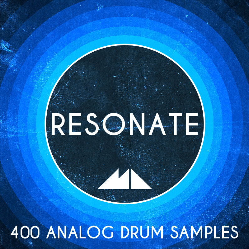 Resonate: Analog Drum Samples