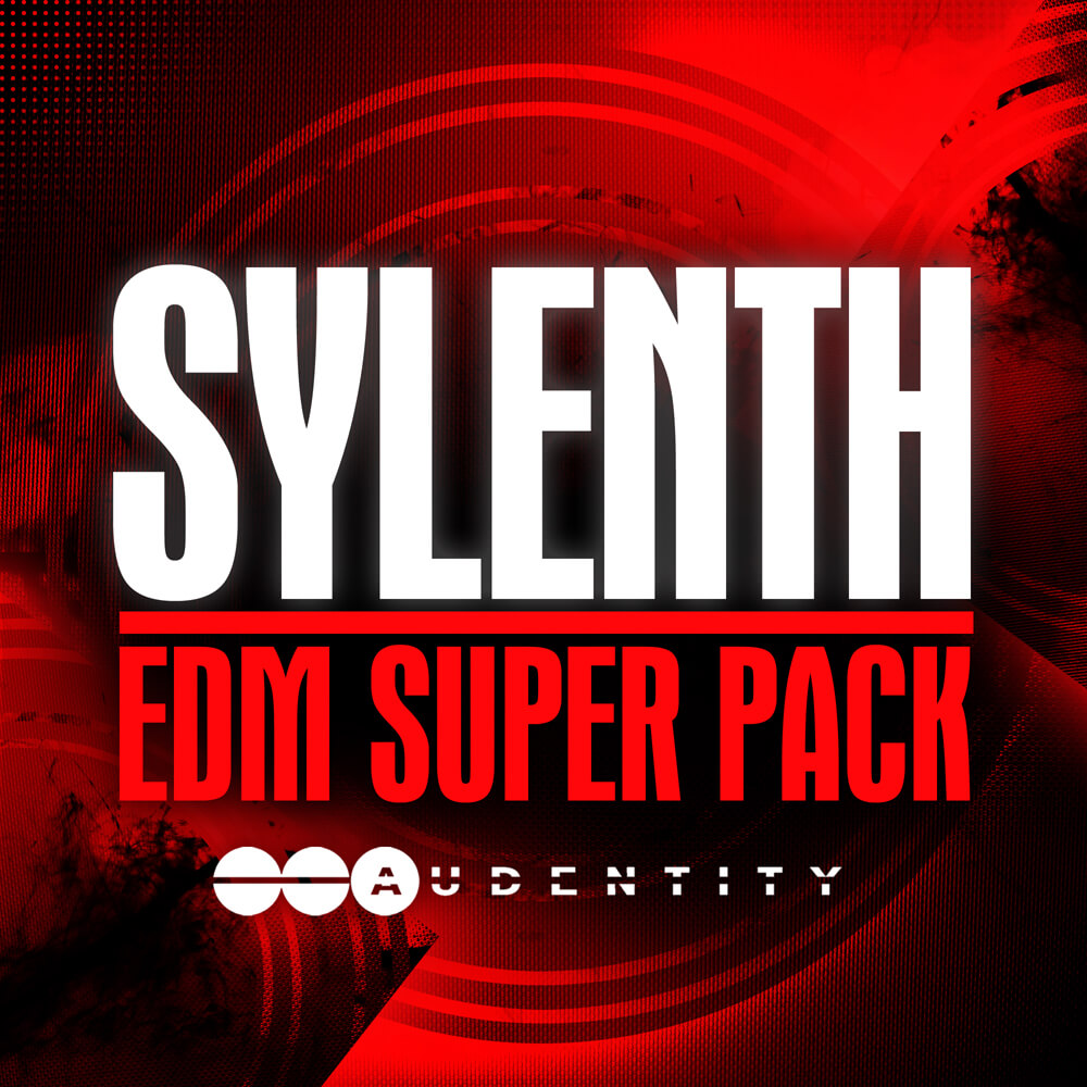 Audentity- Sylenth EDM Super Pack