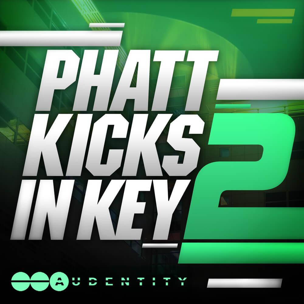 Audentity- Phatt Kicks In Key 2