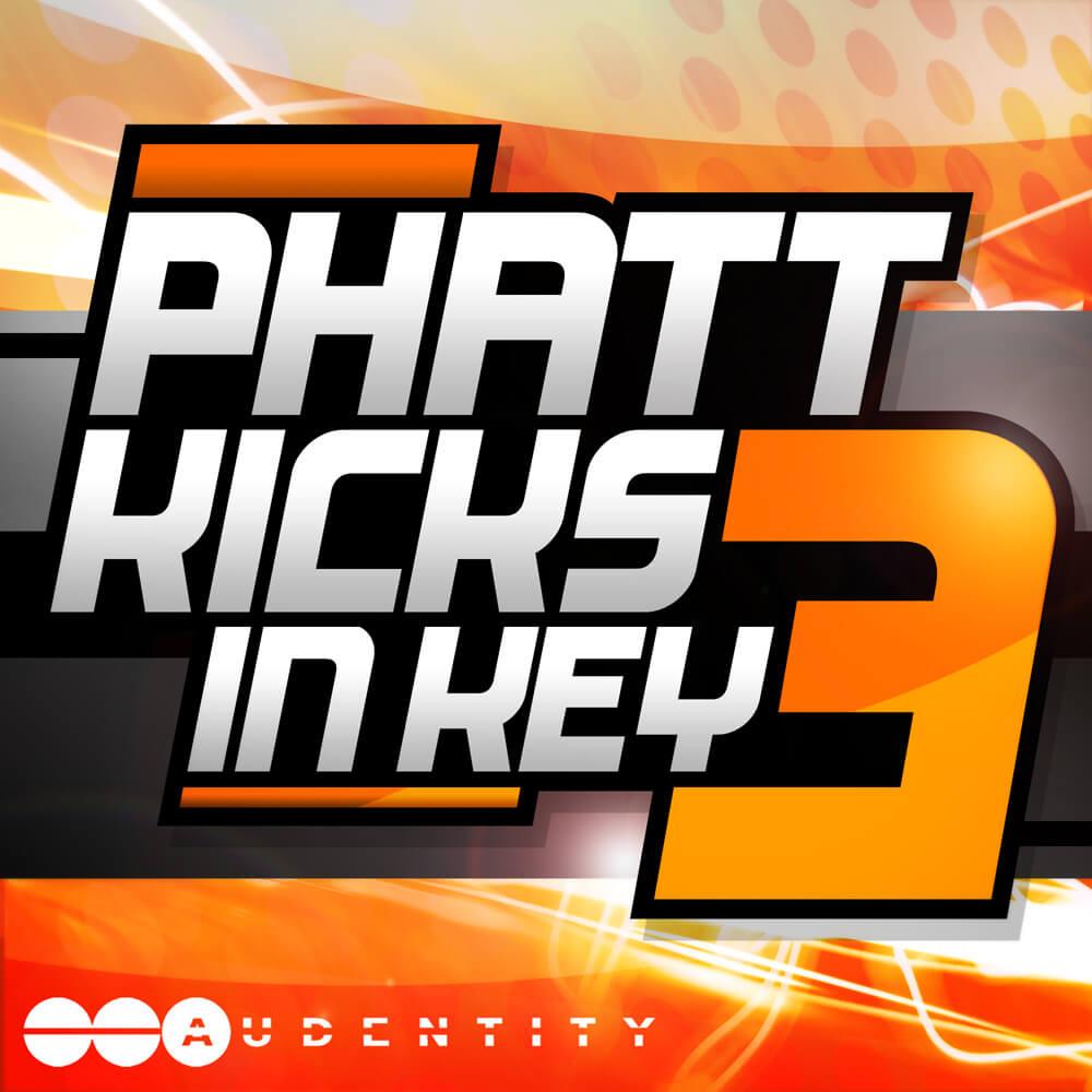 Audentity- Phatt Kicks In Key 3