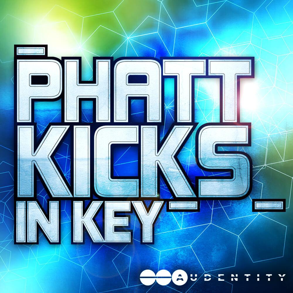Audentity- Phatt Kicks In Key