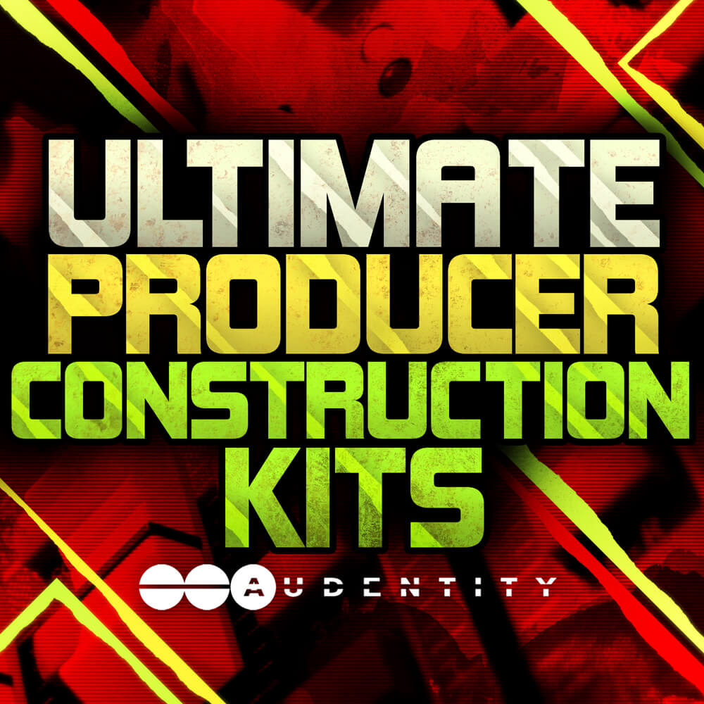Audentity- Ultimate Producer Construction Kits
