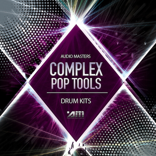 Complex Pop Tools: Drum Kits