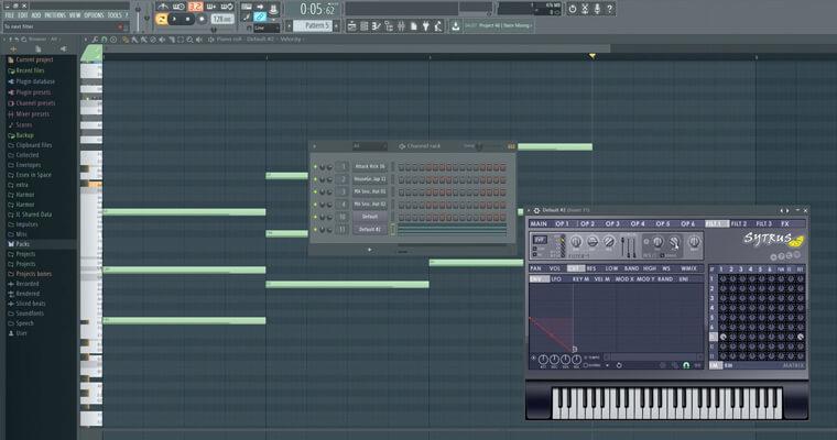 FL-Studio-Arppegiator