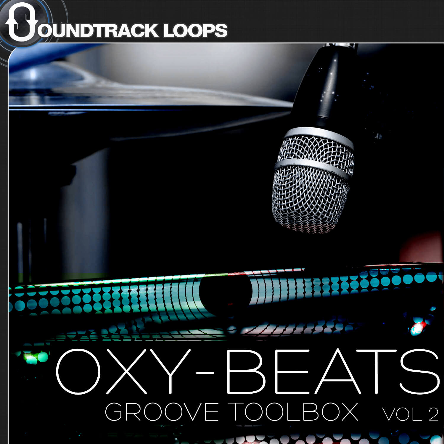 Oxy-Beats - Mic'd Drums - Groove Toolbox Vol 2