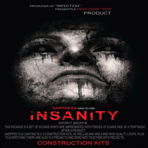 Insanity [MIDI, WAV, FLP]