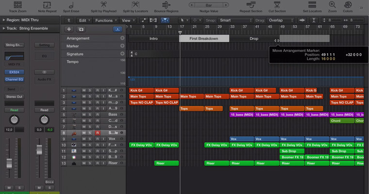 logic-pro-x-creating-arrangement-track