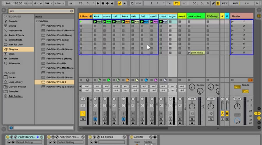 Mixdown Masterclass - Achieve the mixdown you've always wanted - ADSR