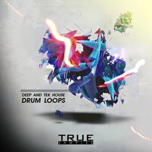 Deep and Tek House Drum Loops