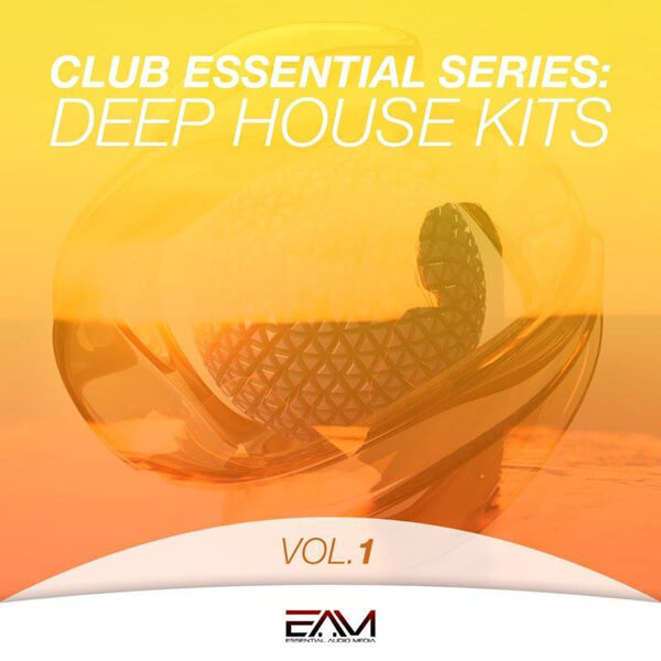 Club Essential Series: Deep House Kits Vol 1