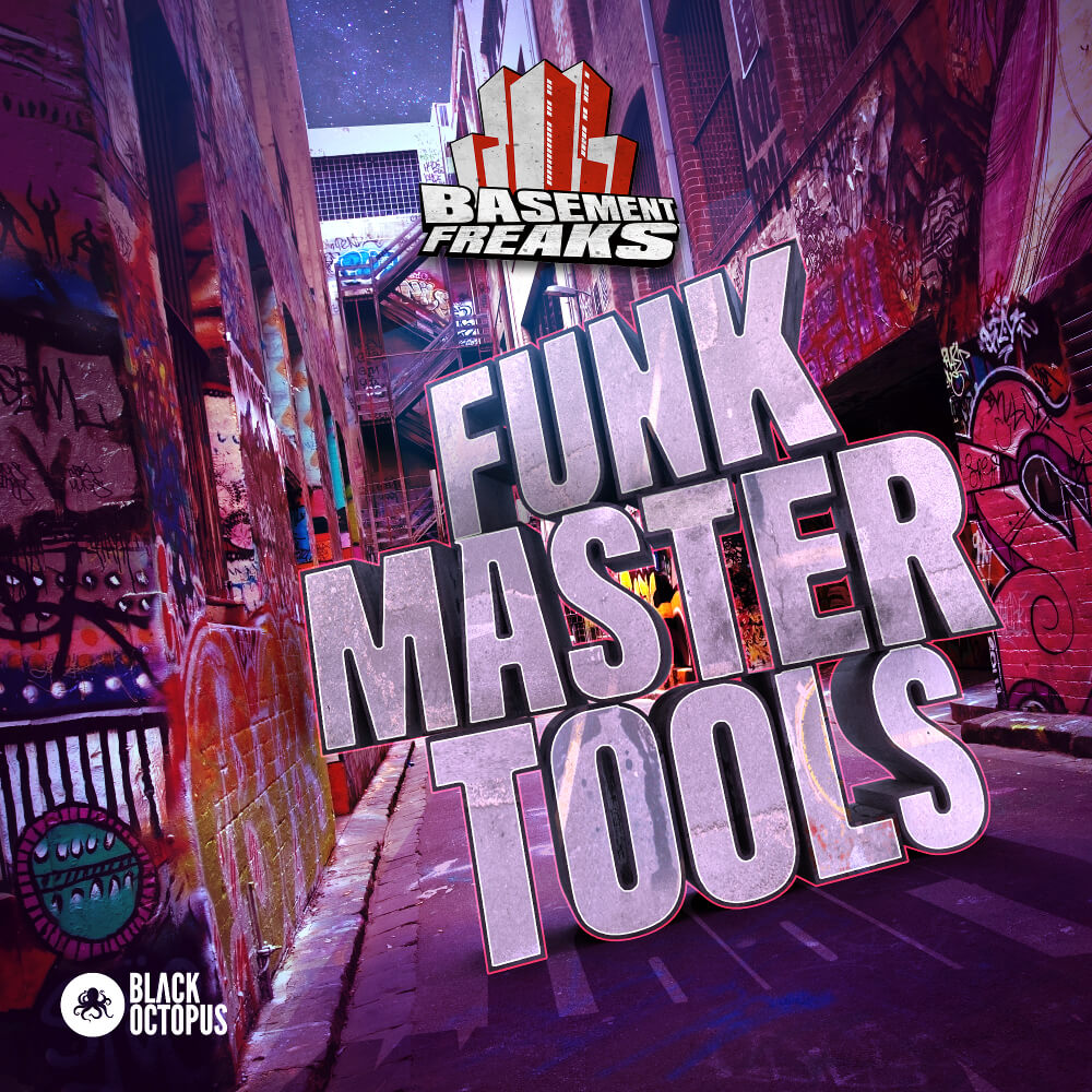 Funk Master Tools by Basement Freaks