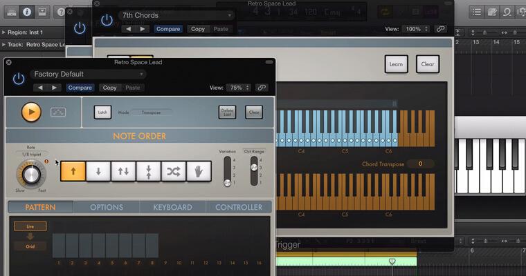 Logic-Pro-X-Midi-Effects